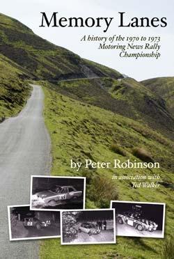 Memory Lanes Book Cover