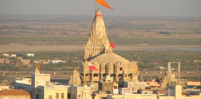 Dwarka-temple