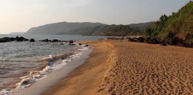 Cola-Beach,-Canacona--Goa Beaches in India