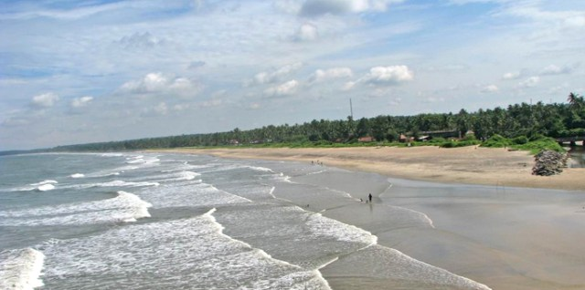 MuzhappilangadBeach