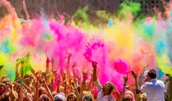 Holi events