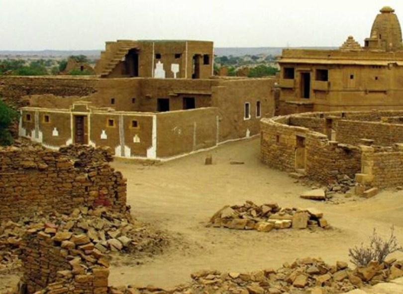 Kuldhara - The Ghost Village in Jaisalmer, Rajasthan | Jaisalmer ...