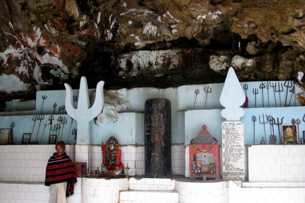 Meghna Cave Temple
