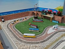 G Scale Model Train Layouts Indoors