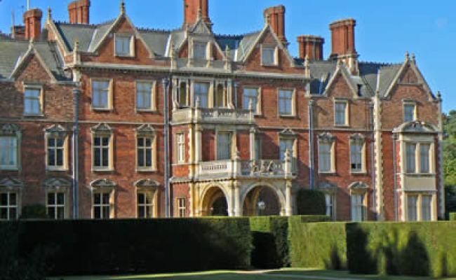 Sandringham Including Sandringham Royal Norfolk Country