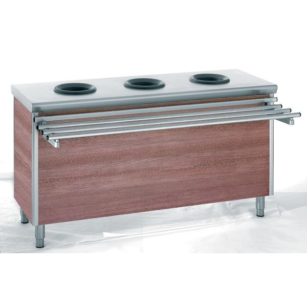 meuble poubelle cuisine
