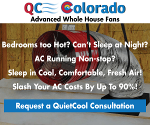 QC Colorado Whole House Fans