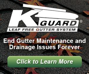 K-Guard Gutters