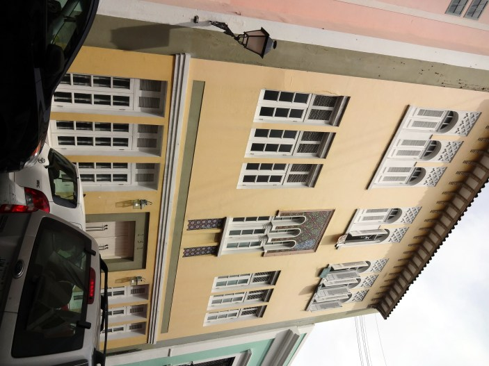 Architecture in Old San Juan