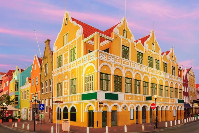 Willemstad Highlight