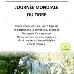 Journée mondiale du tigre
