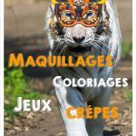 Du 10 au 13 février, Touroparc fête Mardi Gras !