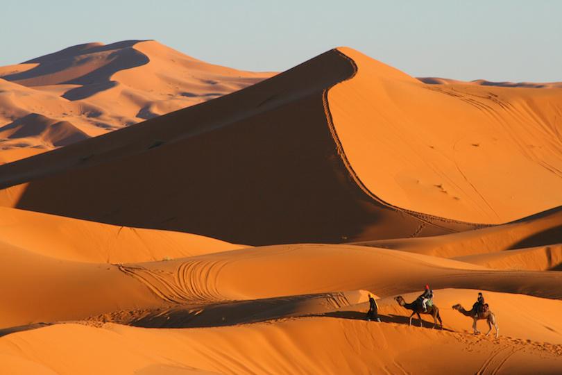 10 amazing desert landscapes