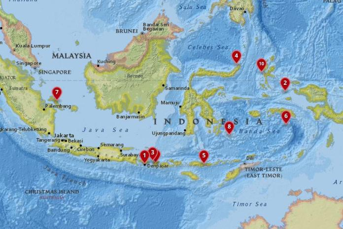 10 Best Islands In Indonesia With Map Photos Touropia