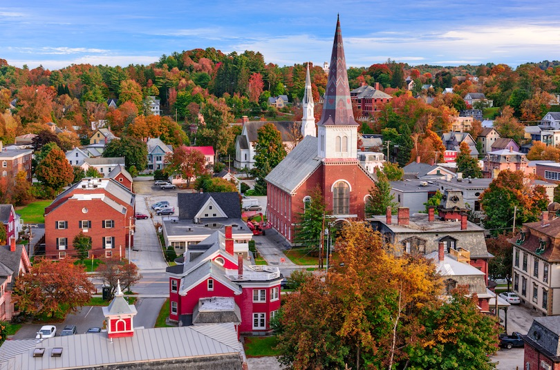 10 Best Places to Visit in Vermont (with Photos & Map) - Touropia