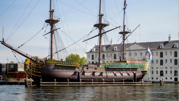 Museo | Tours & Tickets: National Maritime Museum (Museo Marítimo ...