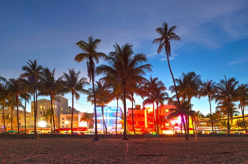 Fall Wallpaper Ocean Miami Art Deco Photo Night Tour Miami Toursales