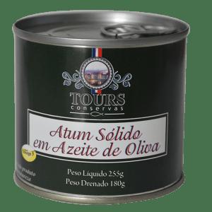 Atum sólido em azeite de oliva
