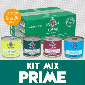Kit Mix Prime Tours Conservas