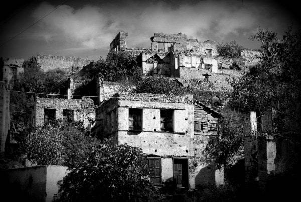 Levissi Village for Greeks and Kayakoy for Turks: The Ghost Village