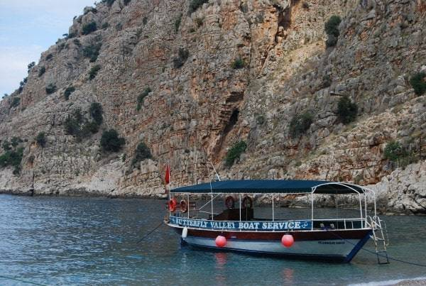 Butterfly Valley, An Untouched Heaven of The Turkey