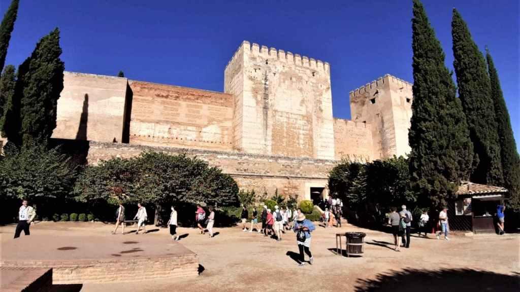 Alhambra tour en grupo a pie