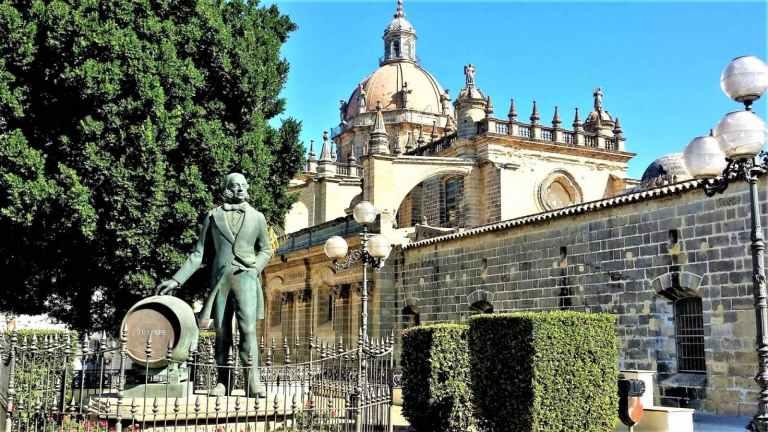 Jerez private walking tour