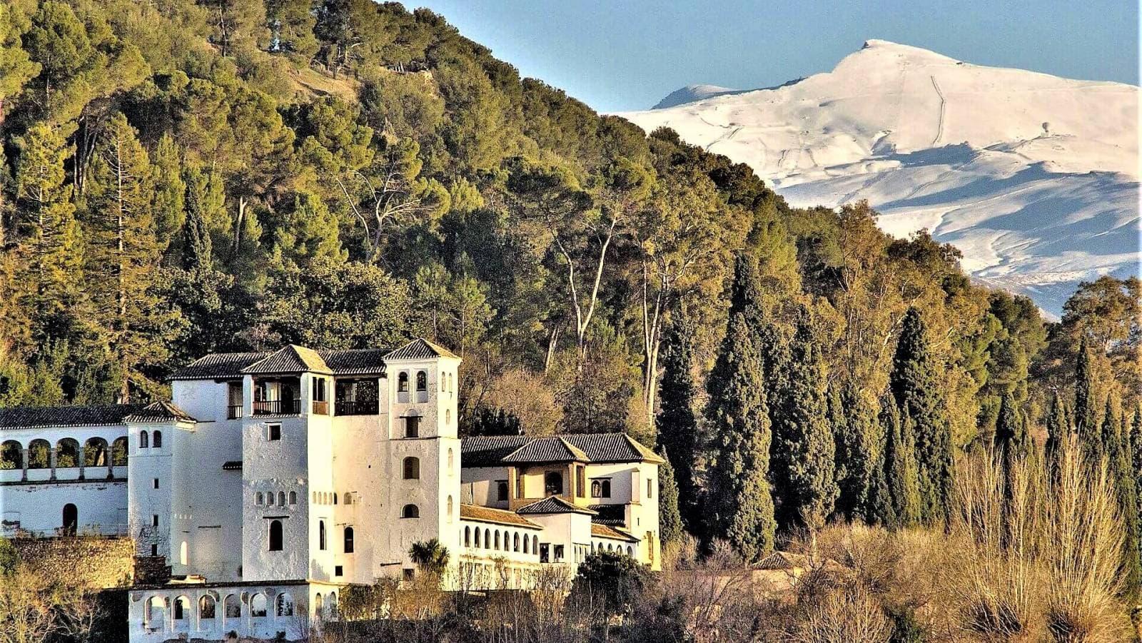 Alhambra & Granada private trip with pick-up