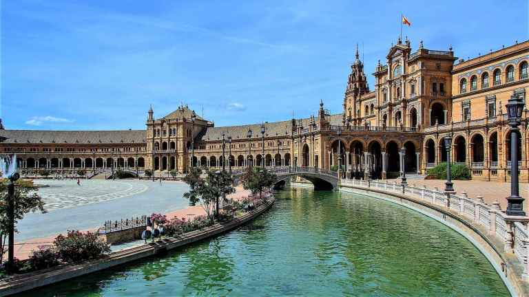 Seville group trip