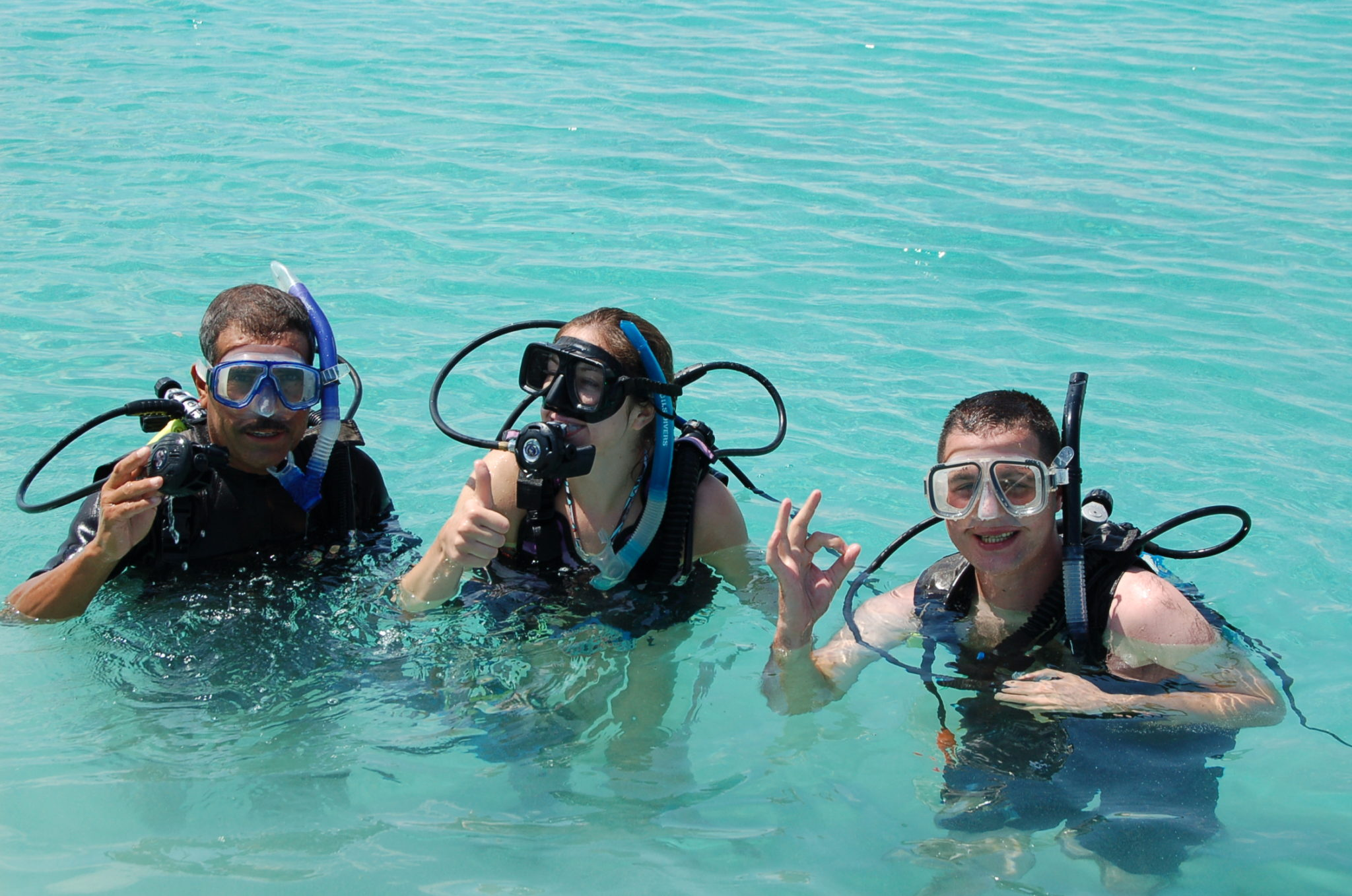PADI dive courses in Loreto