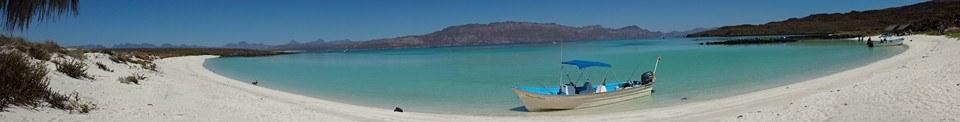 Tour Coronado Island white sandy beaches Baja california Sur