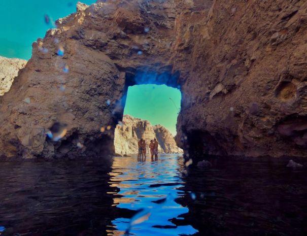 La Ventana Isla Danzante