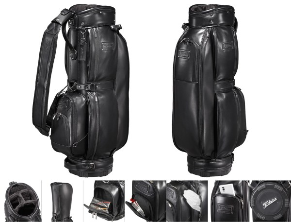 Titleist Cb780 Black Limited Caddy Bag