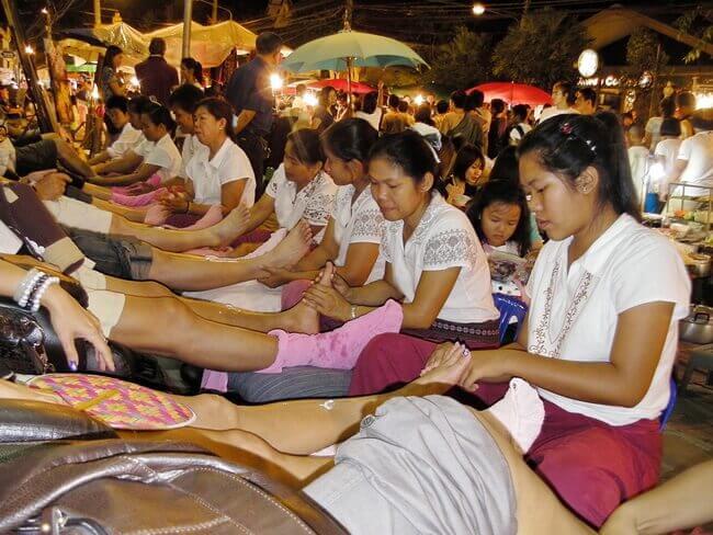 Night Massage