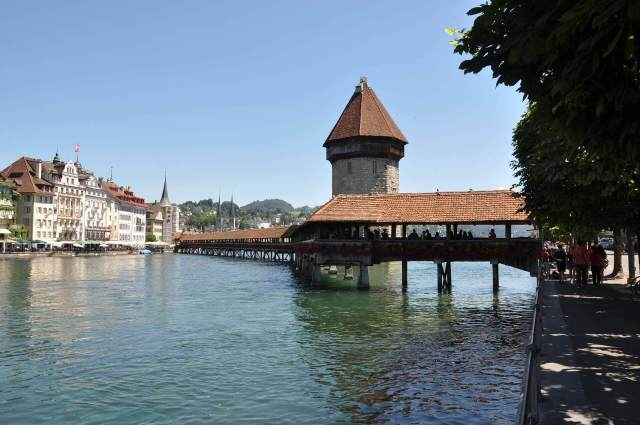 Top 10 Tourist Attraction To Visit in Switzerland