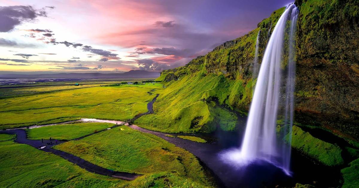 Tourist attractions in iceland
