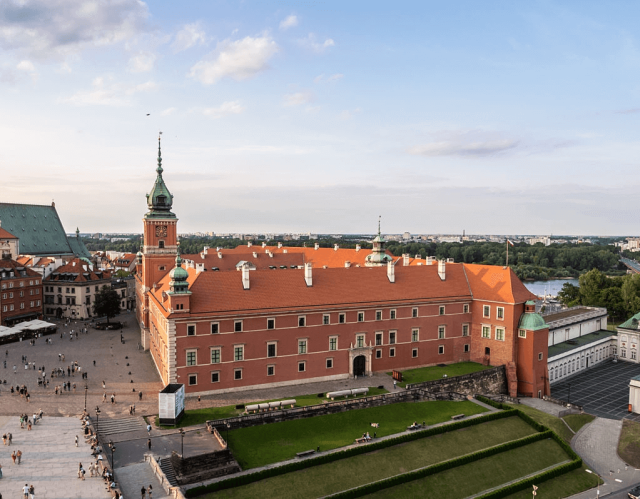 Tourist Attractions in Warsaw