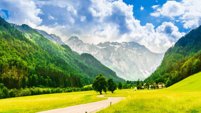 Tourist Attractions in Slovenia