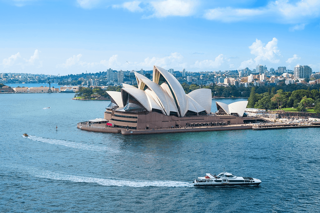 Tourist Attractions in Australia