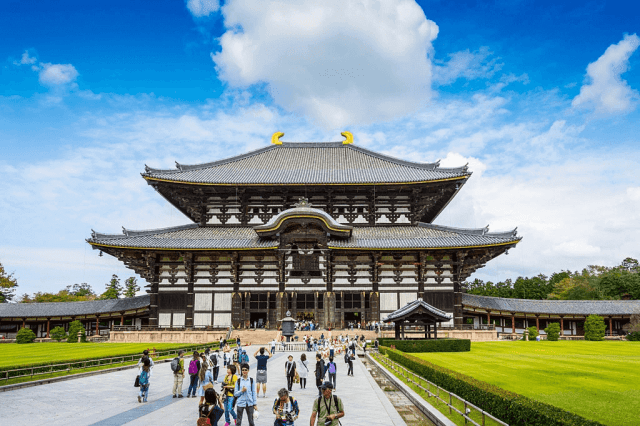 Tourist Attractions in Japan