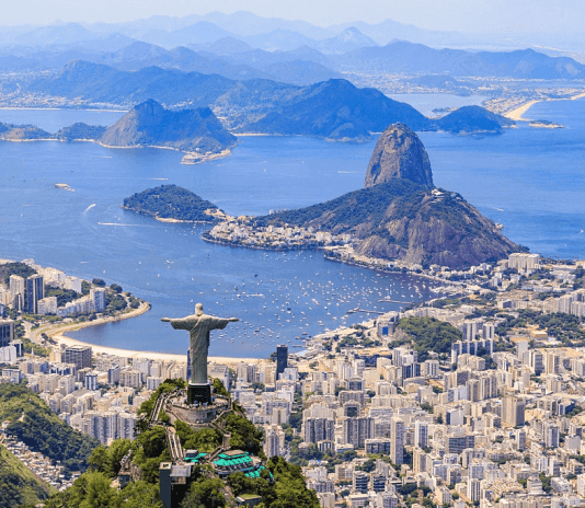 Tourist Attractions in Brazil