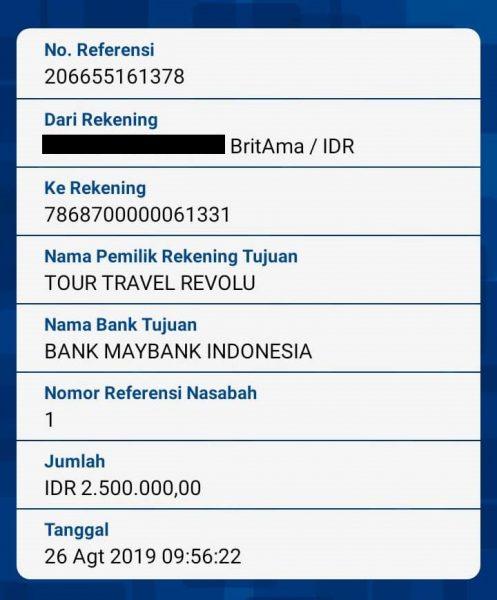 Bisnis Tour Travel