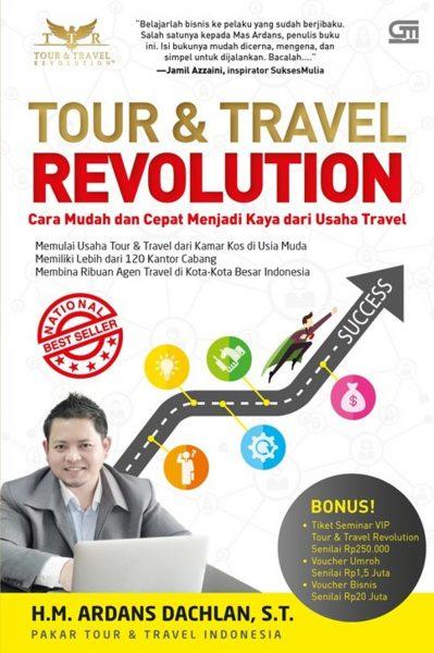 BUKU Tour Travel Revolution