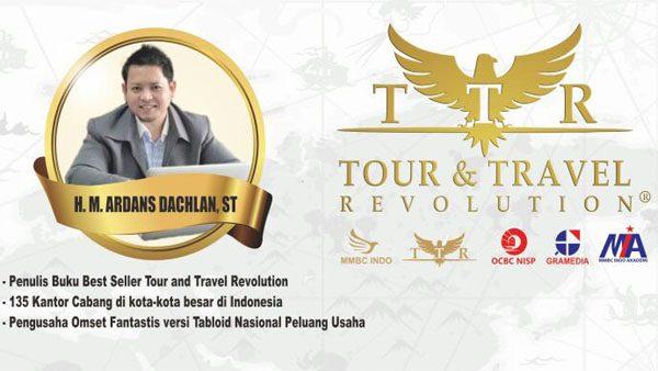 Tour Travel Revolution: Solusi Hemat Punya Bisnis Travel Sendiri