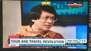 Tour Travel Revolution Solusi Punya Bisnis Travel