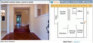 Interactive Floor Plan Demo