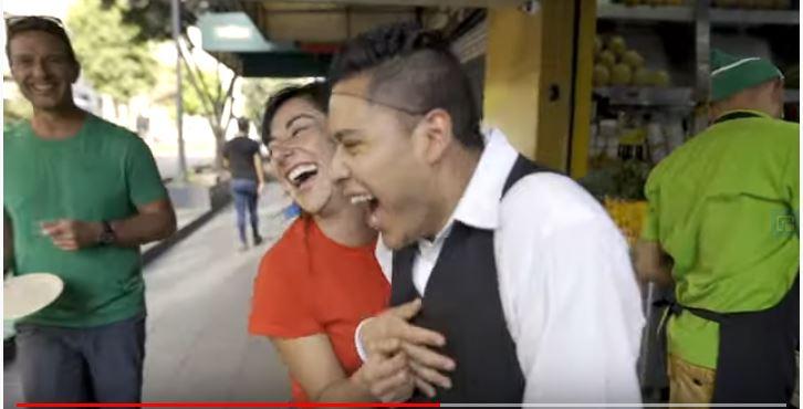 about Tourworld taco tour in Mexico City