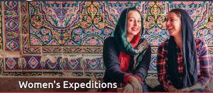 Intrepid Womens Expedition Iran