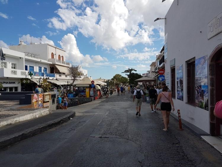 Main Street Fira
