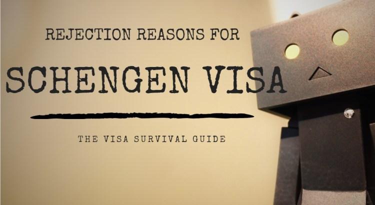 Schengen Visa Rejection Reasons